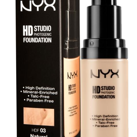 Kem nền NYX HD Studio Photogenic Foundation