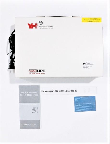 Bảng giá Bộ tích điện cửa cuốn cho motor 400kg nhập khẩu chính hãng bảo hành 01 năm Phong Vũ