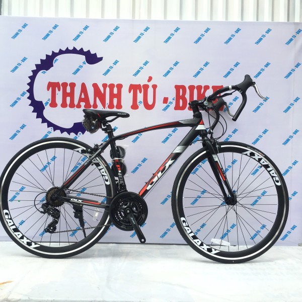 Mua xe đạp GALAXY LP 400 phiên bản tay đua