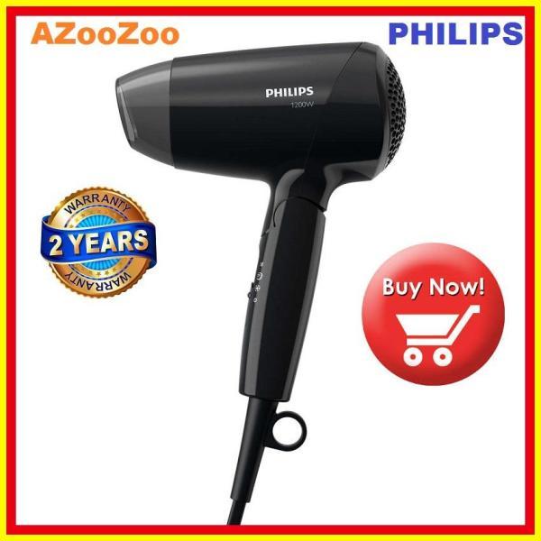 [Nhập ELMAY21 giảm 10% tối đa 200k đơn từ 99k]Máy sấy tóc Philips BHC010/10 1200 W Chế độ sấy mát để sấy tóc thật nhẹ nhàng dễ dàng chăm sóc tóc của bạn
