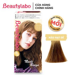 Kem Nhuộm Tóc Thời Trang Beautylabo Vanity 80ml - Nâu Hạt Dẻ thumbnail