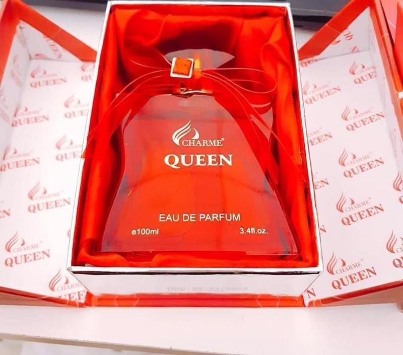 Nước hoa nữ queen 100ml - TẶNG KÈM SỮA RỮA MẶT