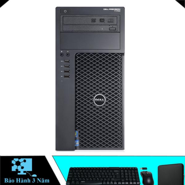 Bảng giá Bảo Hành 3 Năm - PC Chuyên Đồ Họa Dell Precision T1700 MT  Xeon E3-1240 V3, Ram ECC 16GB, SSD 120GB, VGA Quadro K600 + Quà Tặng Phong Vũ