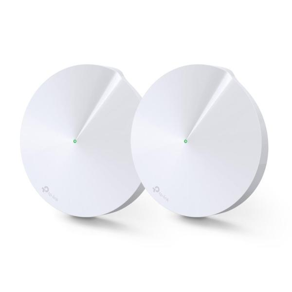 Bảng giá TP-Link Hệ thống Wifi Mesh cho Gia đình AC1300 cho độ phủ wifi tuyệt vời Deco M5 2packs - Hãng phân phối chính thức Phong Vũ