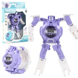 Đồng hồ biến hình robot siêu nhân thumbnail