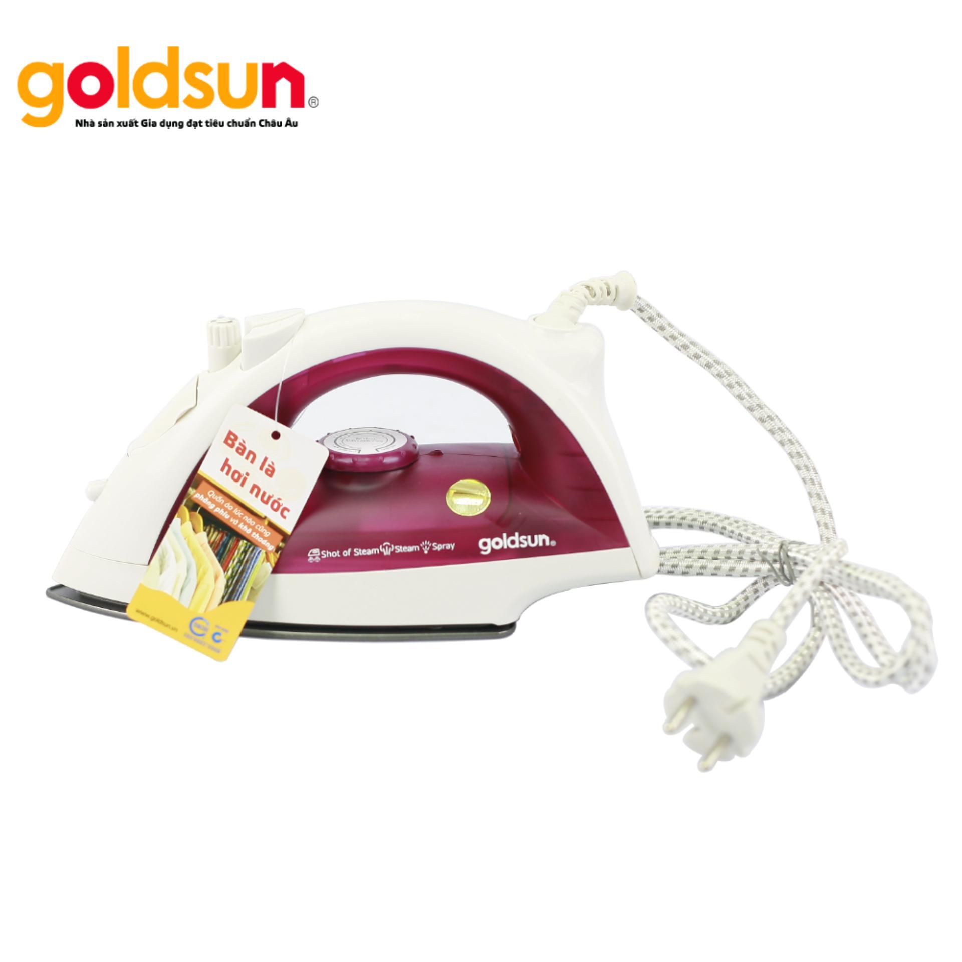 Bàn Là Hơi Nước Goldsun Dw-Ges198 By Goldsun.