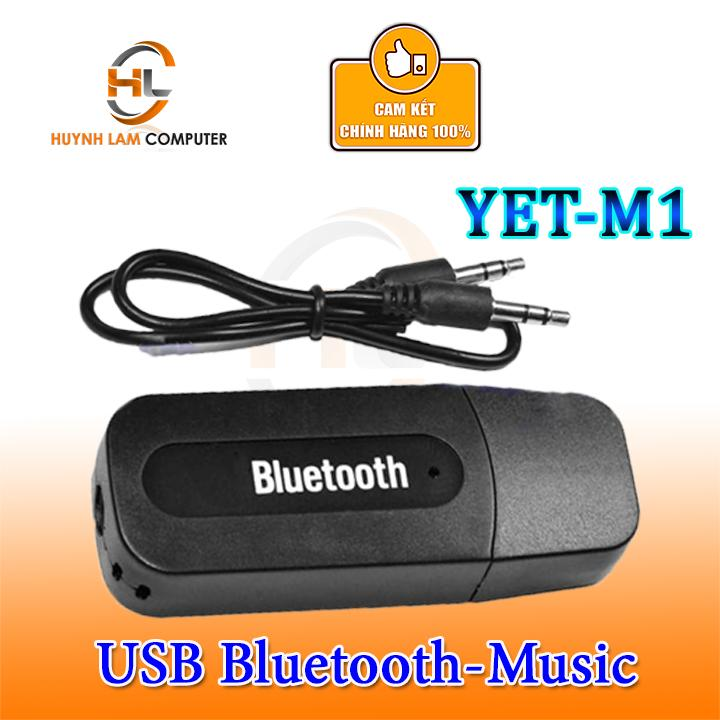 USB Bluetooth YET M1 chuyển loa thường thành loa Bluetooth