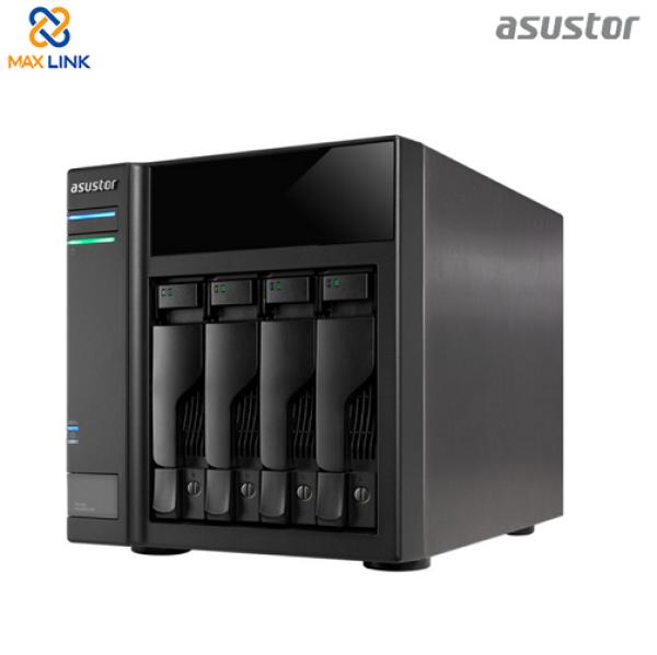 Bảng giá Thiết bị lưu trữ mạng NAS Asustor AS6004U Phong Vũ