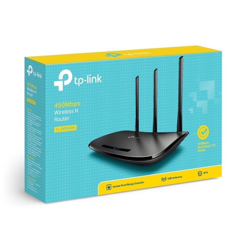 Giá TPLink 940N TL-WR 940N - Router Wifi Chuẩn N Tốc Độ 450Mbps