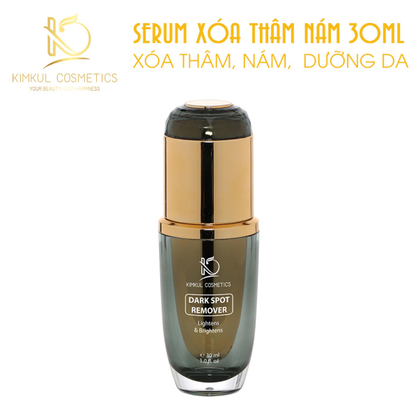 Serum giảm thâm Nám KimKul Dark Spot Remover 30ML - Serum huyết thanh hỗ trợ xóa Nám, phục hồi tổn thương da thâm, xạm, nám