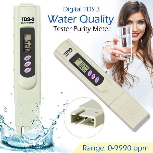 Bút thử nước sạch - Dụng cụ kiểm tra độ tinh khiết của nước TDS-V3 2021 - Bút kiểm tra độ pH của nước an toàn nhỏ gọn tiện lợi