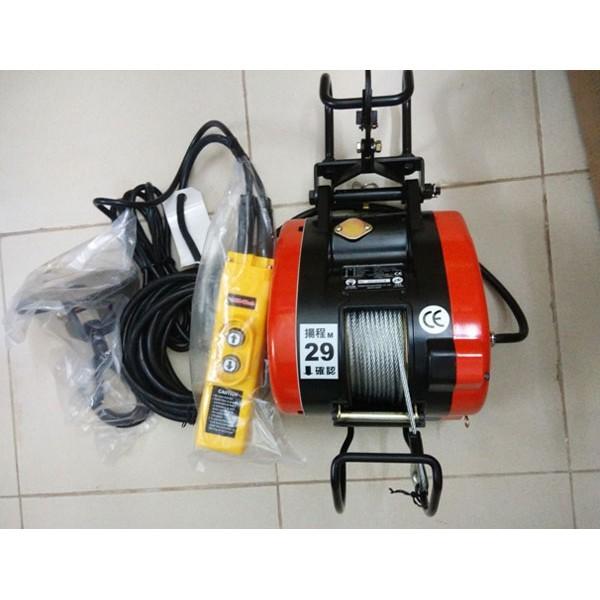 Tời điện siêu nhanh KENBO SK-400PRO 30m 220v