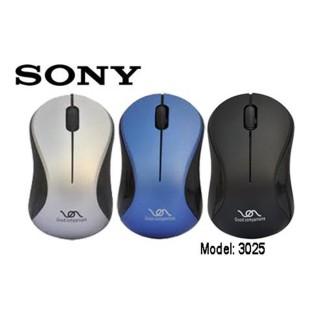 MOUSE SONY 3025 USB CHÍNH HÃNG thumbnail