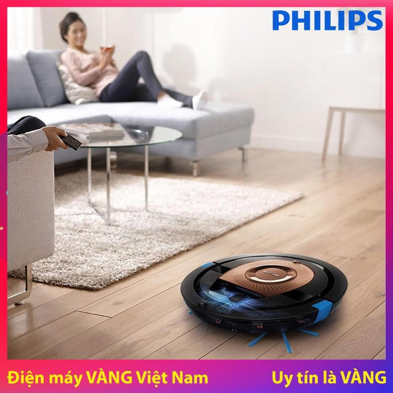 Máy hút bụi rô-bốt SmartPro Compact Philips FC8776