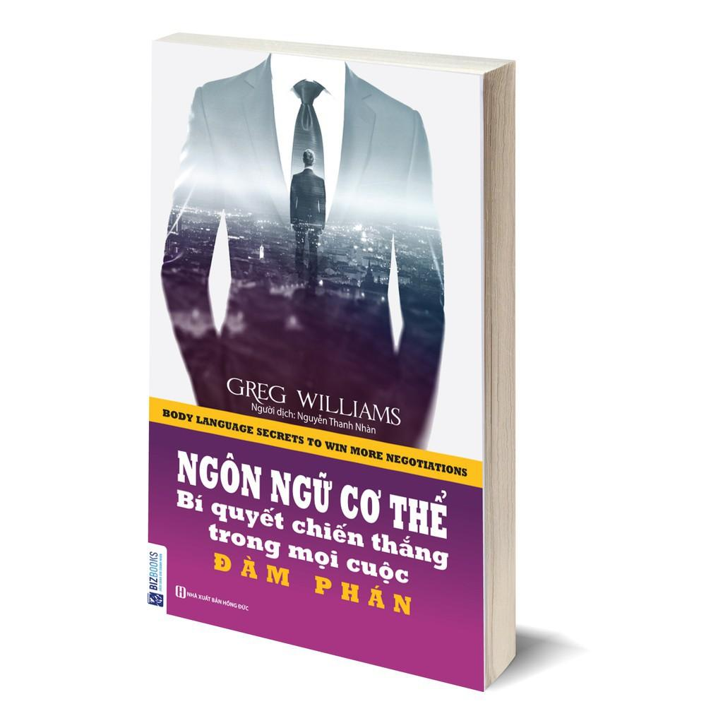 Sách giá rẻ-Ngôn ngữ cơ thể - bí quyết chiến thắng trong mọi cuộc đàm phán
