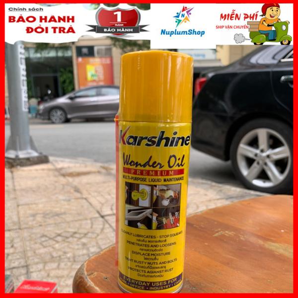 [FlashSale - NHẬP TRỰC TIẾP TỪ THAILAND]Dầu chống rỉ sét đa năng 200ml NuplumShop, dầu chống rỉ sét đa năng, chai dầu xịt chống rỉ sét giá rẻ và bôi trơn dành cho xe ô tô, xe máy và nhiều loại máy móc khác, bình xịt chống rỉ sét
