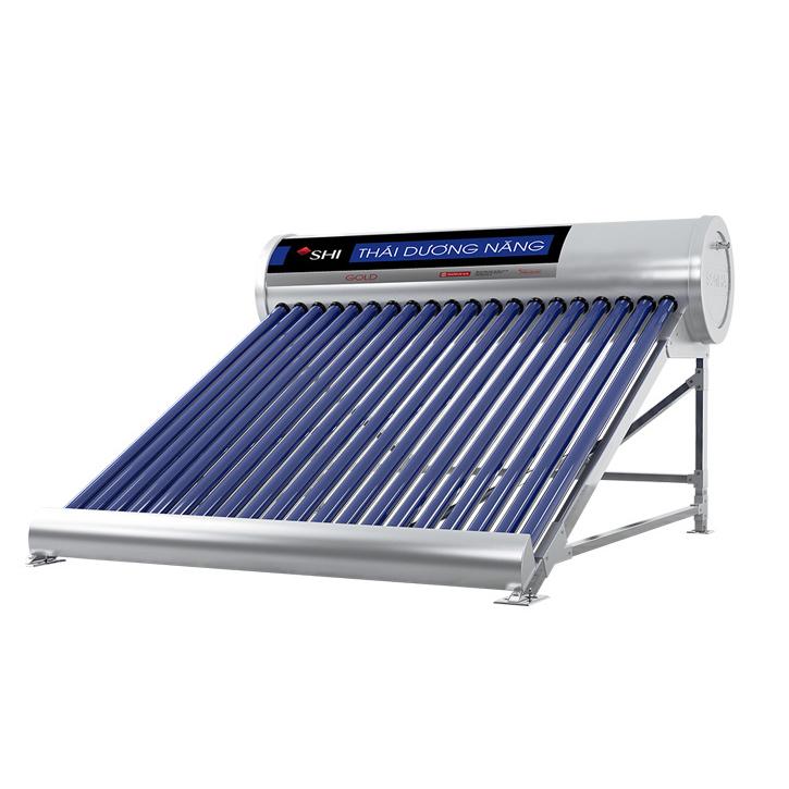 Máy nước nóng năng lượng mặt trời Sơn Hà 140L GOLD