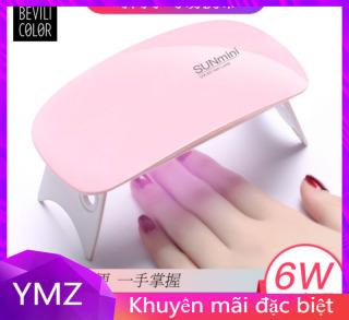 Máy hơ sơn gel mini cao cấp, siêu tiện lợi dễ sử dụng, nhanh khô thumbnail
