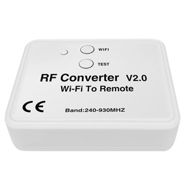 Bảng giá Universal WiFi Switch Remote Control 433MHz WiFi to RF Converter Multi Frequency Rolling Code Garage Door Remote Control Điện máy Pico