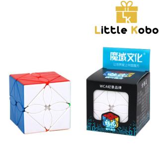 Rubik Biến Thể MFJS MeiLong Ivy Skewb Maple Leaf Skewb Stickerless Rubik Biến Thể Maple Leaves thumbnail
