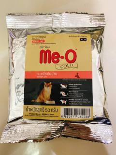 Gói ăn thử Thức ăn cho mèo Me-o Gold(50g) thumbnail