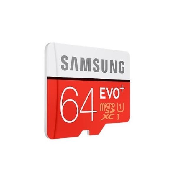 Thẻ nhớ microSDXC Samsung EVO+ 64GB