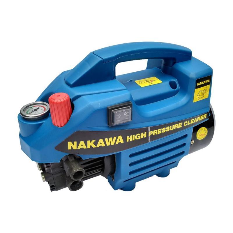 Máy Rửa Xe Nakawa 1900W NK-676 có chỉnh được áp lực