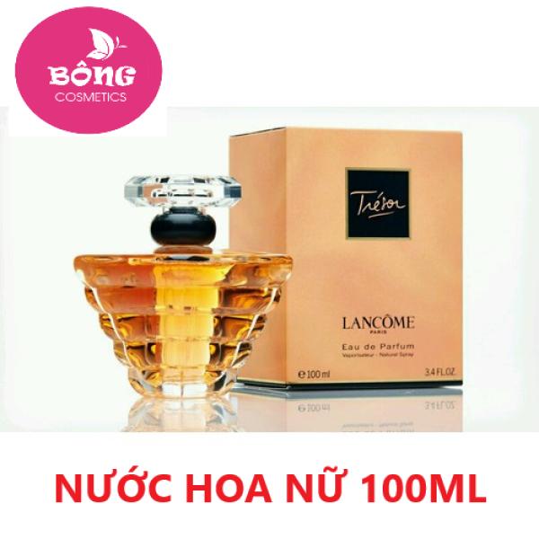 [ THƠM QUYẾN RŨ] Nước Hoa Nữ Lancôme La Nuit Tresor kim cương vàng 100ml - NƯỚC HOA CAO CẤP
