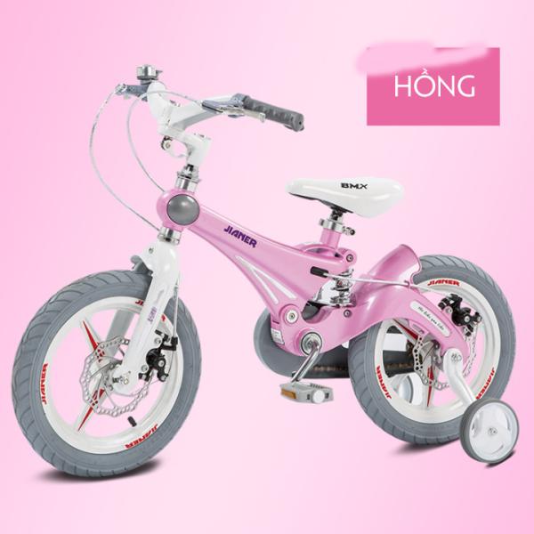 Mua Xe đạp trẻ em , xe đạp cho bé , xe đạp Jianer Cho Bé Từ 2-9 tuổi size 14 inchs