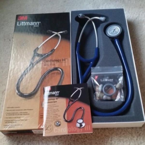 Ống Nghe Littmann Cardiology III