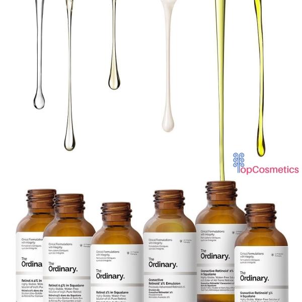 Tinh chất Đặc Trị Chống Lão Hóa Serum The Ordinary Retinol 1% In Squalane 30ml Topcosmetics