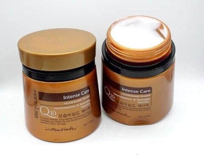 Mặt nạ ủ tóc BETOUCH Q10 Intense Care Nutri-care Mask Benefits 1000g cao cấp