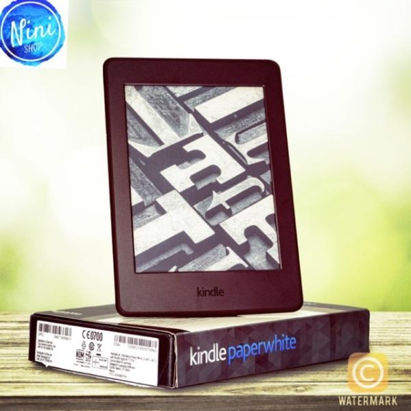[HCM]Kindle paperwhite used bảo hành 6 tháng tặng cover sản phẩm tốt độ bền cao cam kết sản phẩm nhận được như hình và mô tả