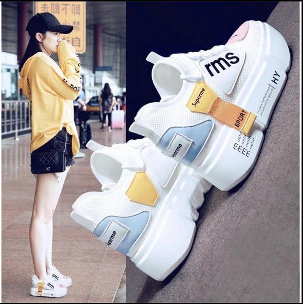 Giầy thể thao nữ hàn quốc có ảnh chụp thật MV-15 L-1 Nhật Bản