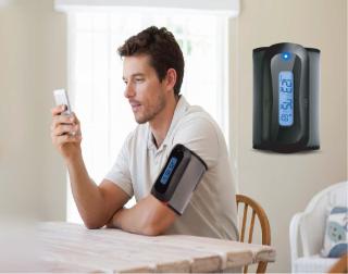 Máy đo huyết áp bắp tay Facare FC-P188 (TD-3140) Bluetooth lưu trữ không giới hạn kết quả đo, Windy shop thumbnail