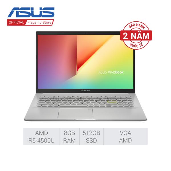 Bảng giá Laptop Asus Vivobook M513IA-EJ282T (Ryzen 5-4500U/8GB/512GB SSD/15.6FHD/VGA ON/Win10/Silver) Phong Vũ