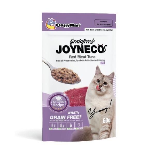 CATTYMAN Pate cho mèo Joyneco Nhật Bản 60g, thức ăn cho mèo