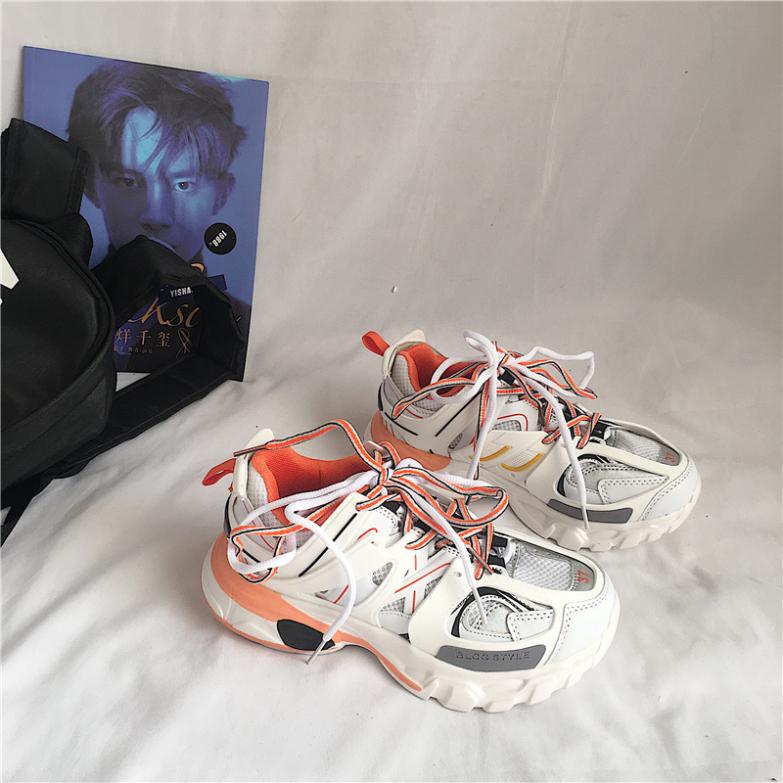2020 Thu Đông Mẫu Mới Giày Cũ Ins Siêu Lửa Dễ Phối Phiên Bản Hàn Quốc Ulzzang Giầy Thể Thao Nữ Sinh Viên Giày Lười Của Nam Giới giá rẻ