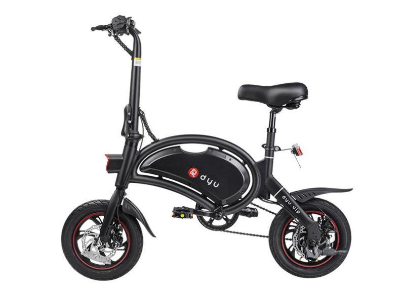 Mua Xe đạp điện thông minh DYU - D2plus