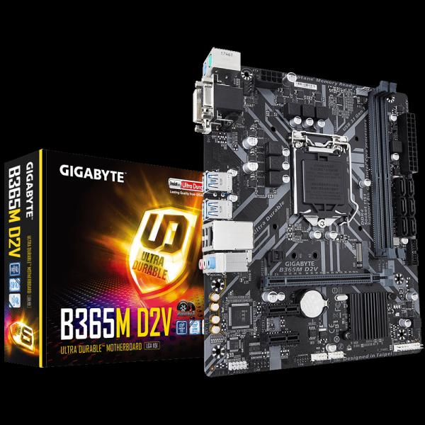Giá GoodShop Mainboard GIGABYTE B365M-D2V Chính hãng - Bo mạch chủ GA B365M-D2V
