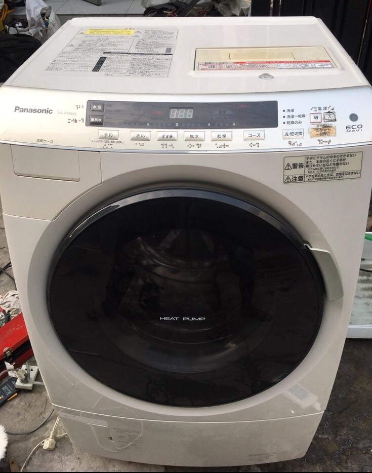 Máy giặt Panasonic inverter Nhật bản giặt sấy khô 9/6kg