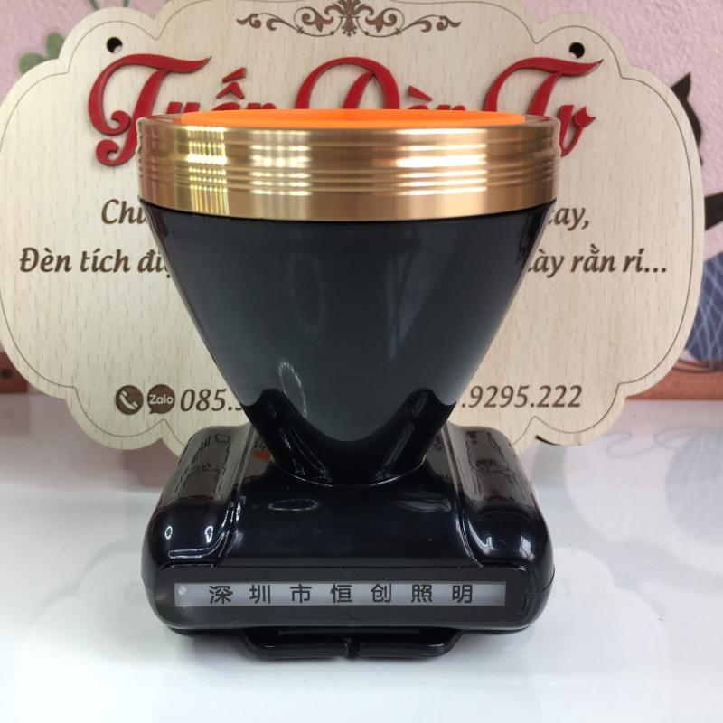 Đèn Đội Đầu Siêu Sáng GPX 6802 80W