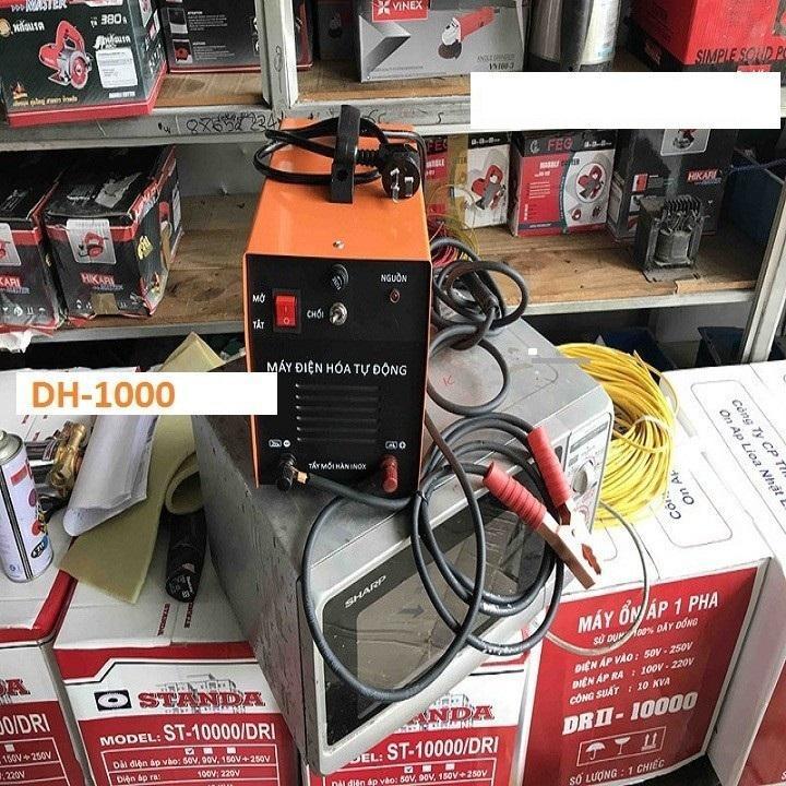 MÁY TẨY MỐI HÀN INOX 304-201-DH1000