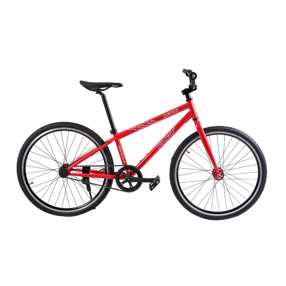 Mua Xe đạp fixed gear BF400 màu đỏ nỗi bật