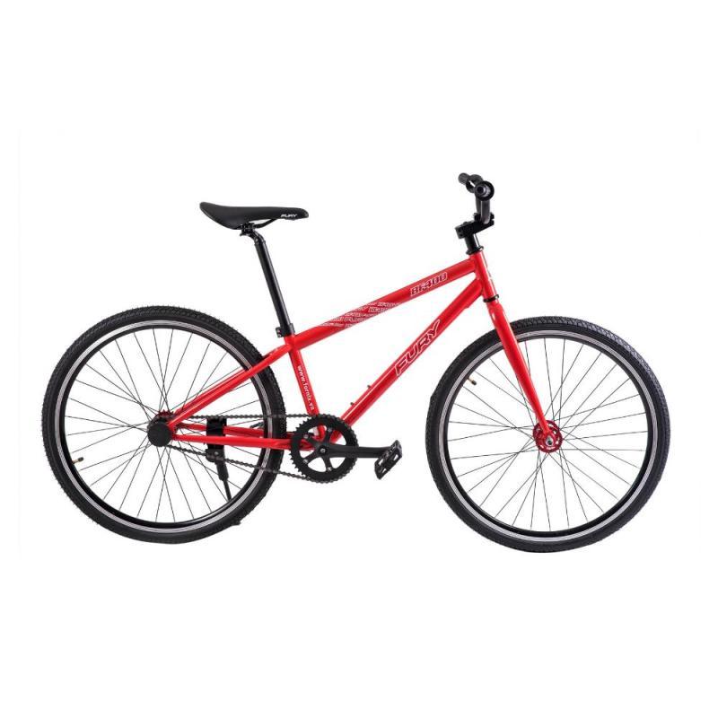 Phân phối Xe đạp fixed gear BF400 màu đỏ nỗi bật