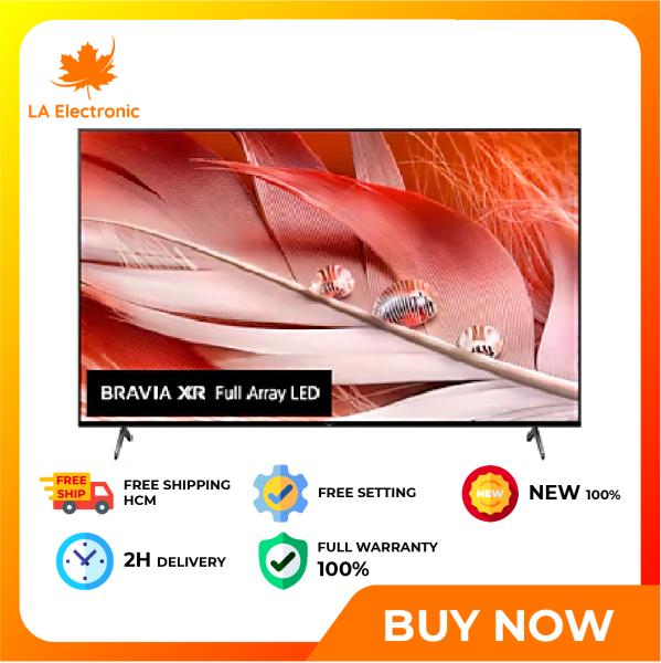 Bảng giá [Trả góp 0%]Installment 0% - Android Tivi Sony 4K 65 inch XR-65X90J - Miễn phí vận chuyển HCM