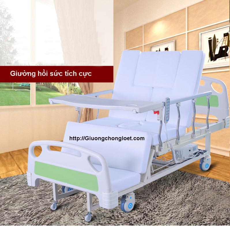 Giường bệnh nhân, giường hồi sức cấp cứu, giường chống loét, giường điện, giường y tế Boxin.