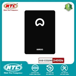 [HCM]Ổ cứng SSD EEKOO V100 240GB SATA III 2.5-inch R520MB s W400Mb s (Đen) - Nhất Tín Computer thumbnail