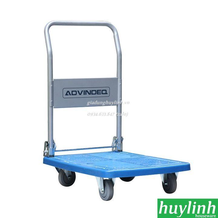 Xe đẩy hàng sàn nhựa Advindeq PT-150 - 170kg