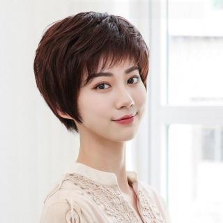 Tóc giả nữ Hàn Quốc + Tặng kèm lưới T246 thumbnail